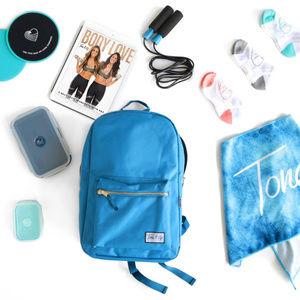 New Tone It Up (TIU) Backpack!